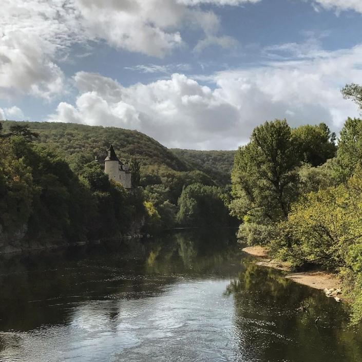 Camping Lot Dordogne Loupiac Chez Francis 1